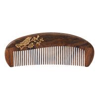 谭木匠  礼盒漆艺梳养育 天然木梳子  妈妈梳