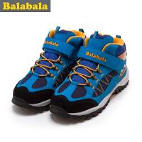 巴拉巴拉balabala童鞋男童运动鞋2015儿童冬装新款鞋子