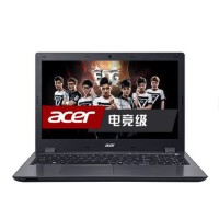 宏�(acer)T5000-50HZ 59E4 15.6英寸游戏笔记本电脑(四核i5-6300HQ 内存4G DDR4 硬盘1T 显卡GTX950M 2G独显 背光键盘1920X1080 WIN10)15寸游戏笔记本电脑 黑色