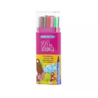 MARCO马可 儿童无毒24色水彩笔可水洗 绘画涂鸦笔铁筒装 1230