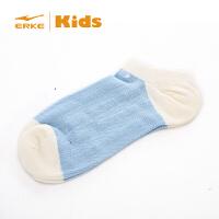 【鸿星尔克童鞋】童袜儿童袜子薄款短袜学生运动童袜薄款
