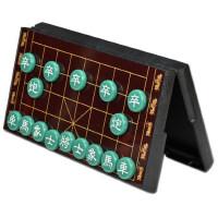 先行者大号中国象棋磁性A-8 激光雕刻中国象棋磁 折叠棋盘
