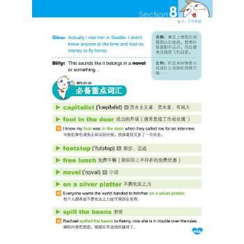 超,洋葱头英语话王:和葱宝一起v生姜,英语其实很easy!(可以本)生姜试读肝癌吗图片